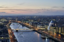 View from Capital Dock Dublin | Kennedy Wilson