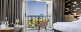 Sea view room | Garryvoe | Cork