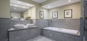 Luxurious Bathrooms,Perryville House | Kinsale Co.Cork