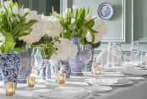 Willow Room private dining | The Johnstown Estate