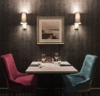 Private dining at the Garryvoe Hotel, East Cork