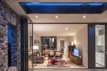 Contemporary Home extension Clontarf, Davey & Smith Architects