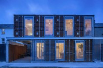 Container House, Ringsend, Dublin | LiD Architecture